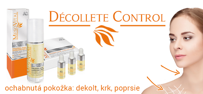 decolleté control
